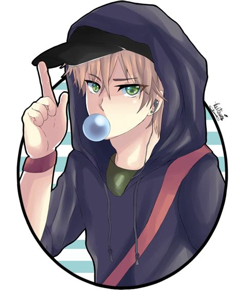 Anime Boy by Anime Boy By Ksetsuni On Deviantart