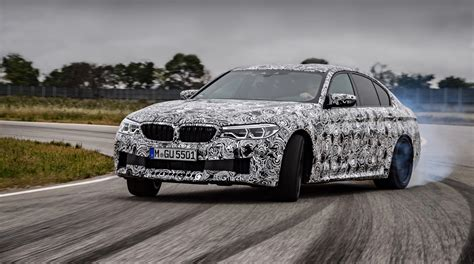 2018 bmw m5 gets selectable all wheel drive and 600