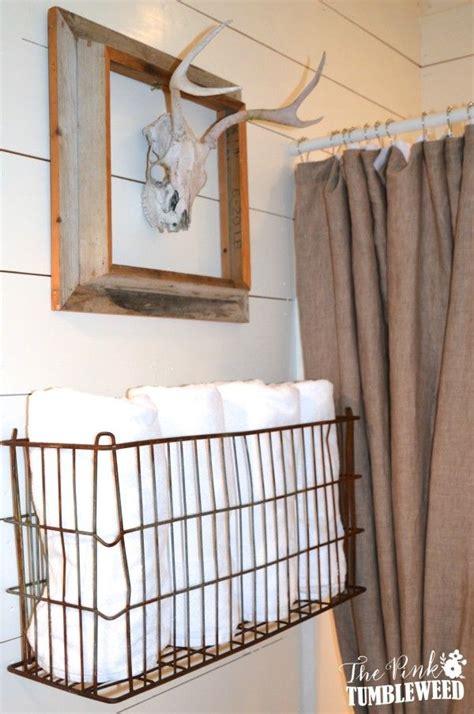 kabine badezimmerideen die besten 25 rustikale kabine badezimmer ideen auf