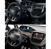 Peugeot 2008 Interior Old Vs New  Indian Autos Blog