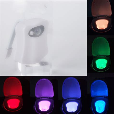 battery operated lights for bathrooms online buy wholesale led toilet light from china led