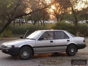 Used Honda Accord Rims For Sale Used Honda Accord Ex 1988 Car For Sale In Islamabad