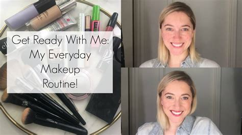 My Everyday Makeup Routine Get Ready With Me Youtube | get ready with me my everyday makeup routine