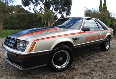 1979 ford mustang pace car 1979 ford mustang pace car piston juice