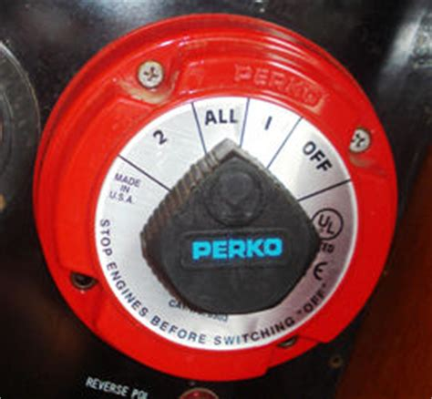 boat battery switch explained boattest newsletter 1 14 2009