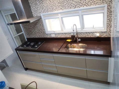 granito marrom absoluto decor ap cocinas de casa
