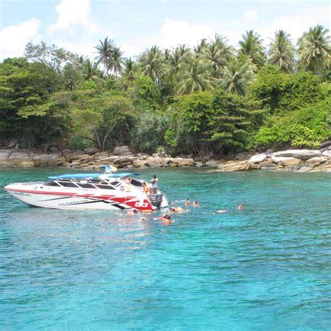 dive tours racha yai island snorkeling day trip phuket dive tours