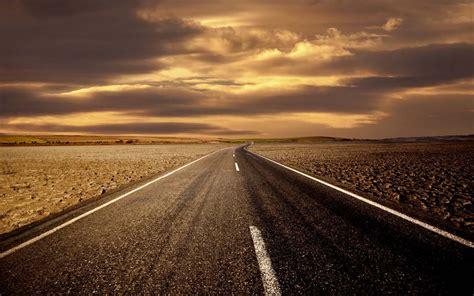 long highway hd nature wallpapers  mobile  desktop