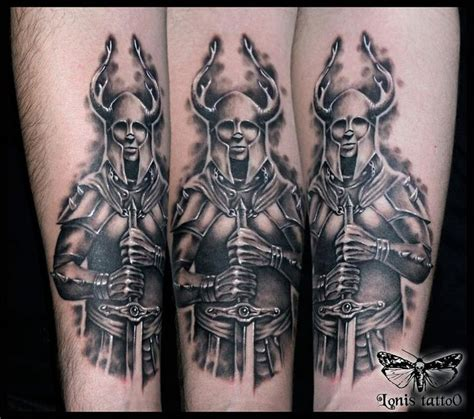 tattoo pictures of viking warriors viking warrior tattoo tattoos pinterest