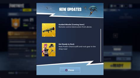 fortnite guided missile new fortnite battle royale weapon the guided missile