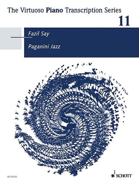 0001200968 winter morning in istanbul op paganini jazz sheet music by fazil say sheet music plus