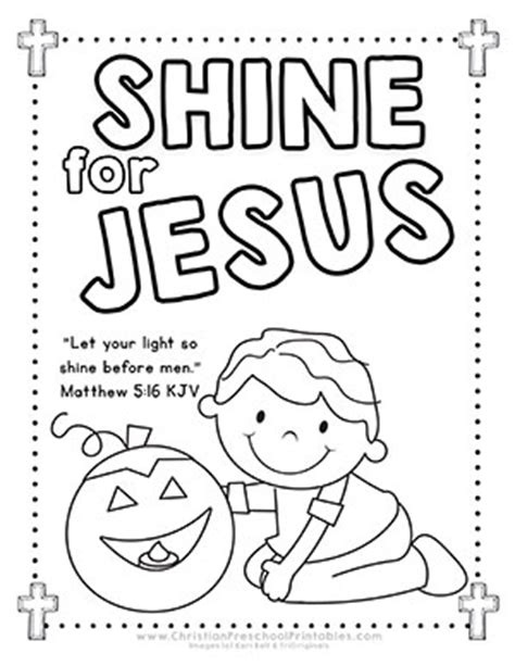 religious pumpkin coloring pages halloween bible printables for outreach ministry shine