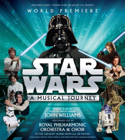 journey to star wars star wars costumes and toys star wars to launch stage spectacle in london uk