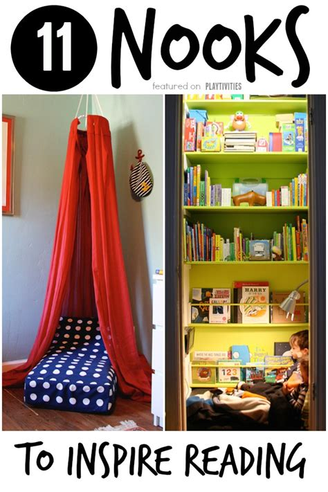 How To Make A Reading Nook In A Closet by Diy Reading Nook Ideas For Playtivities