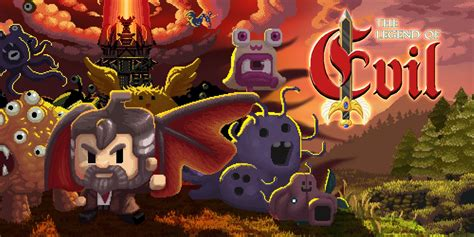 Legend Of Nintendo the legend of evil nintendo switch software