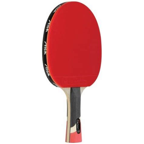 Professional Table Tennis Paddles by Stiga Pro Carbon T1290 Table Tennis Paddle