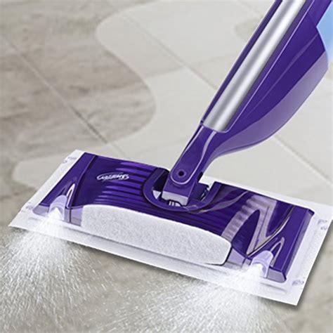 swiffer wetjet extra power with mr clean magiceraser hardwood floor cleaner ebay