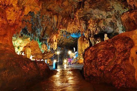jatijajar cave at kebumen central java