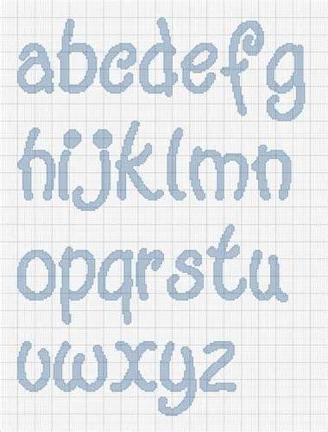 lettere punto croce da stare nomi con il punto croce foto 10 41 tempo libero pourfemme