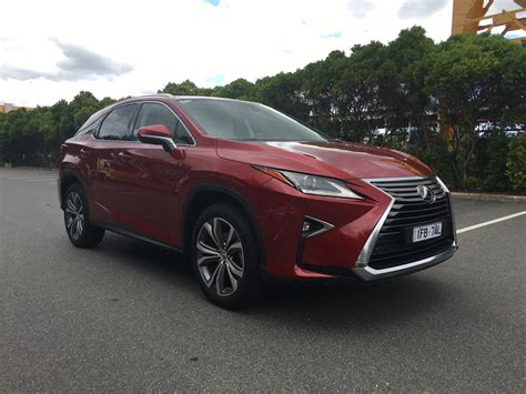 car lexus 2016 2016 lexus rx200t review caradvice