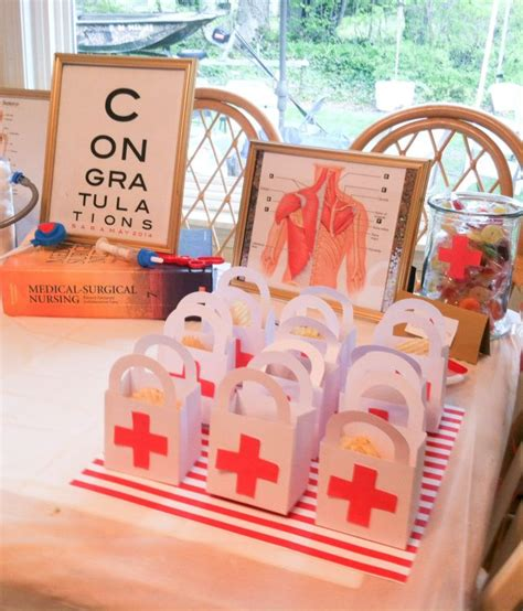 Nurse Party Decorations Partyplanning Inspiration For A Nurse Medical Themed