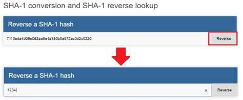 Sha1 Lookup Data Breaches By The Numbers