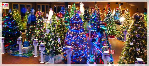 festival of trees and lights 2017 sea festival of trees