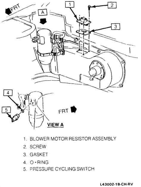 transmission control 1995 buick lesabre engine control can you provide a procedure for replacing a 1995 buick lesabre 6 cyl blower motor control module