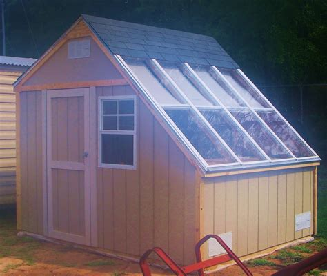 shed greenhouse plans go green with a garden shed greenhouse my shed building