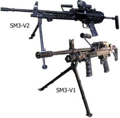 general dynamics perkenalkan senapan mesin baru lwmmg
