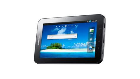 Galaxy Tab Wifi P1010 Tablet Samsung Galaxy Tab Gt P1010 16gb