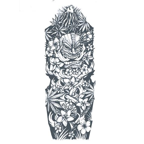 how to design a tattoo sleeve design custom design