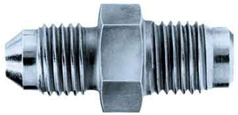 Universal Fitting T Steel G 16 aeroquip brake fittings sae 37 flare to 30 inverted