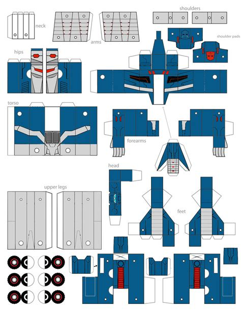 Papercraft For - paper craft new 869 papercraft templates robot