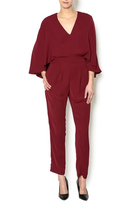 re named cape jumpsuit from new orleans by s shoptiques