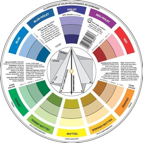 color wheel design how to match your colour scheme to your wood floor