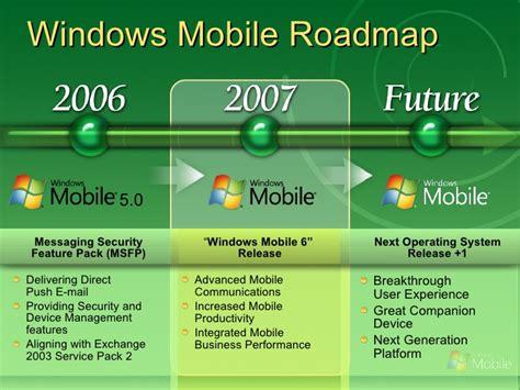 windows mobile windows mobile presentation