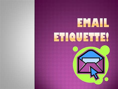 Email Ethics | email protocol driverlayer search engine