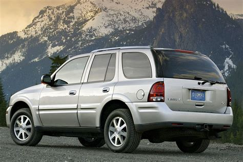 2007 gmc suv models 2007 buick rainier overview cars