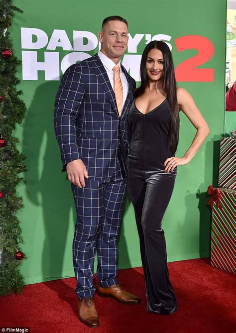 nikki bella birthday date john cena hits the gym on 41st birthday after split from