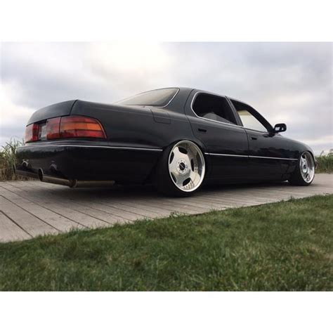 bagged 1991 toyota 1991 toyota celsior jdm right drive bagged vip
