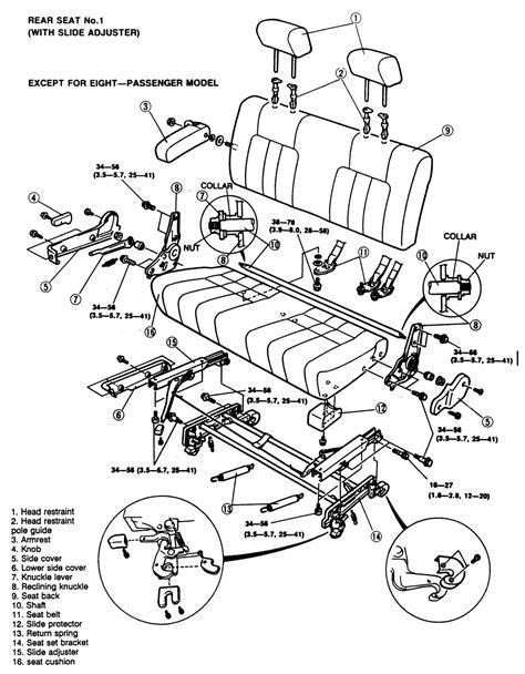 autozone seat riser repair guides interior seats autozone
