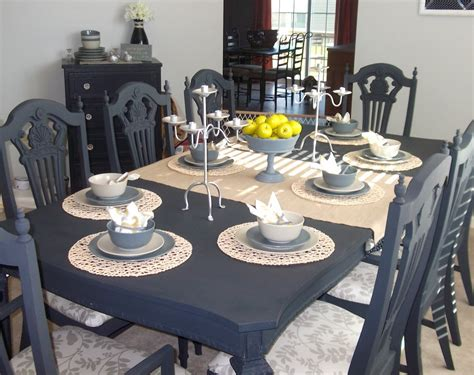 Dining Table Painting Ideas Paint Dining Table Just This Dining Table That From Absolutely Loving My