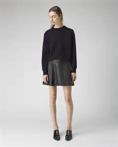 Crop Hoodie Jumper Jaket Nevy navy cropped sweater 3 1 phillip lim cropped merino pullover where to buy how to wear