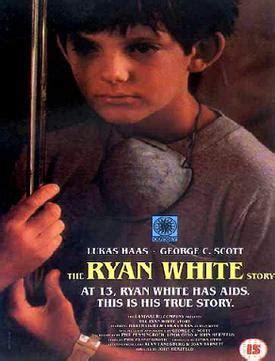 the ryan white story wikipedia