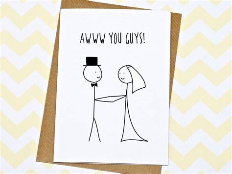 free printable engagement greeting cards wedding card funny wedding card engagement card awww you
