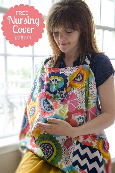 Breast Feeding Cover craftaholics anonymous 174 nursing cover pattern with pocket