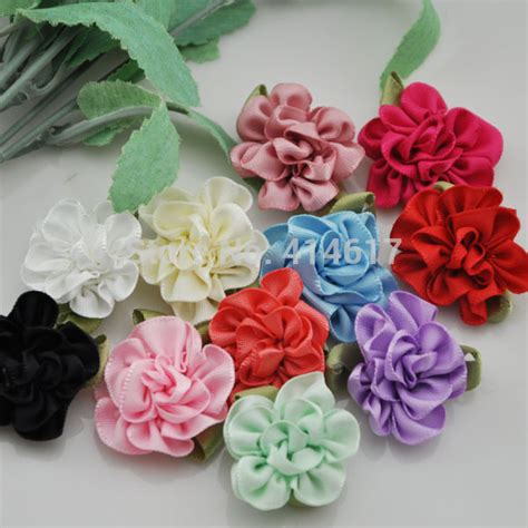 Handmade Ribbon Flowers - popular handmade ribbon flowers buy cheap handmade ribbon