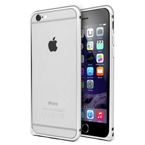bumper pelindung iphone 6 plus bumper pro aluminio gris para iphone 6 plus accesorio
