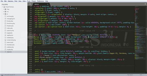 Bagas31 Sublime | sublime text 3 build 3147 terbaru bagas31 com